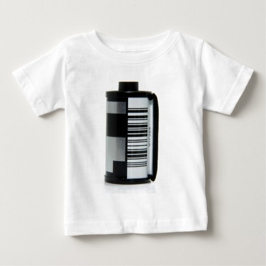 Roll of Film Baby T-Shirt
