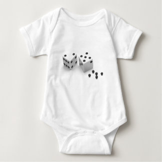 Roll of the Dice Baby Bodysuit