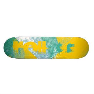 Roll on II/ Skateboard