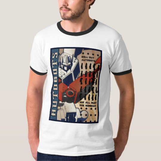 Roll Out Autobots T-Shirt