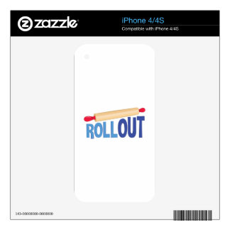 Roll Out Decals For The iPhone 4