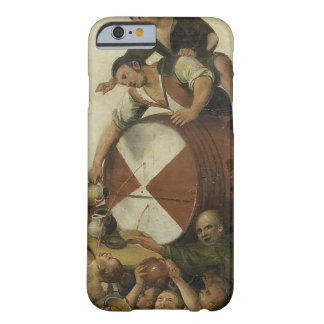 Roll out the barrel of wine and let if flow barely there iPhone 6 case