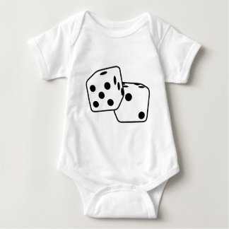 Roll the Dice Baby Bodysuit