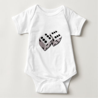 Roll the Dice! Baby Bodysuit