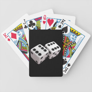 Roll the Dice! Bicycle Playing Cards