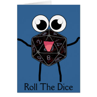Roll the Dice Card
