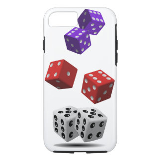 Roll the dice iPhone 7 case