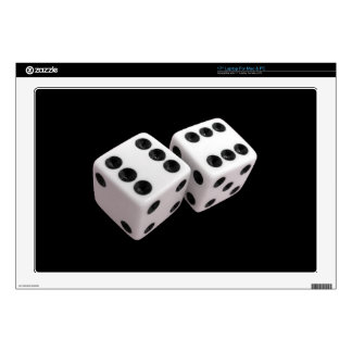Roll the Dice! Laptop Skins