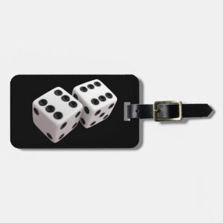 Roll the Dice! Travel Bag Tags