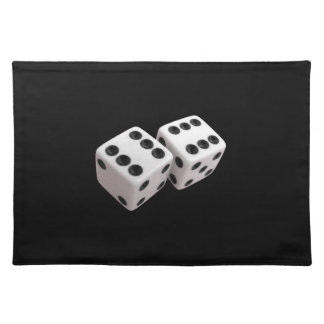 Roll the Dice! Placemat