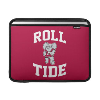 Roll Tide with Big Al MacBook Sleeve