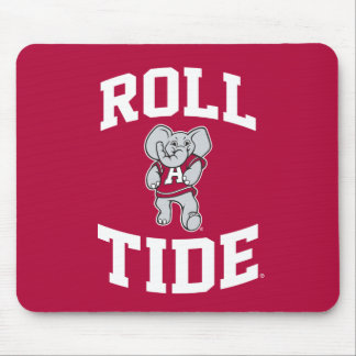 Roll Tide with Big Al Mouse Pad