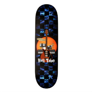 Roll Time Skateboard Deck