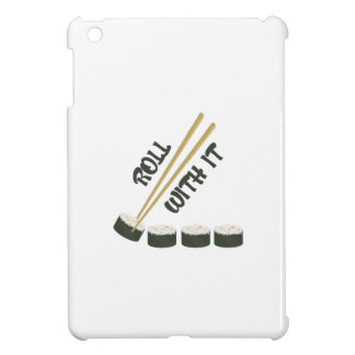 Roll With It iPad Mini Covers
