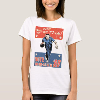 Roll With Nixon T-Shirt