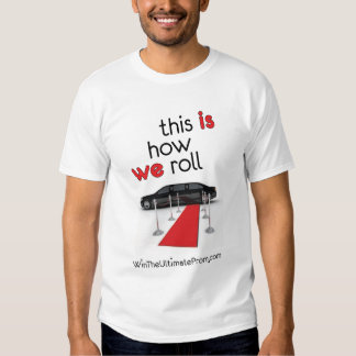Roll WUP-T Shirt