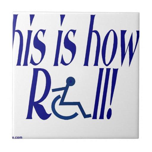 roll_zazzle.jpg ceramic tile