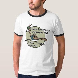 Rolla Roadrunners Ringer T-Shirt