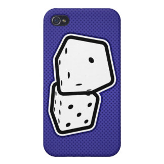 Rolled Dice iPhone 4/4s Case