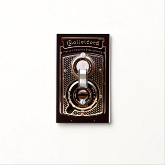 Vintage light switch covers vintage wall switch plates zazzle - Art deco switch plate covers ...