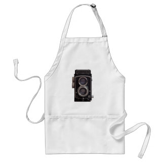 Rolleicord Twin Reflex Camera gift for all Adult Apron