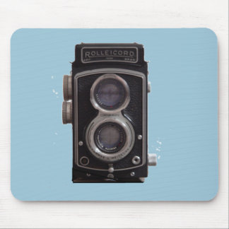 Rolleicord Twin Reflex Camera gift for all Mouse Pad