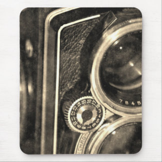 Rolleiflex Camera Mouse Pad