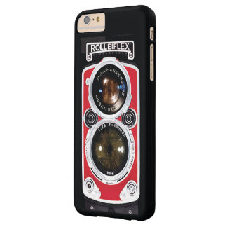 Rolleiflex Vintage Camera iPhone 6 Plus Case