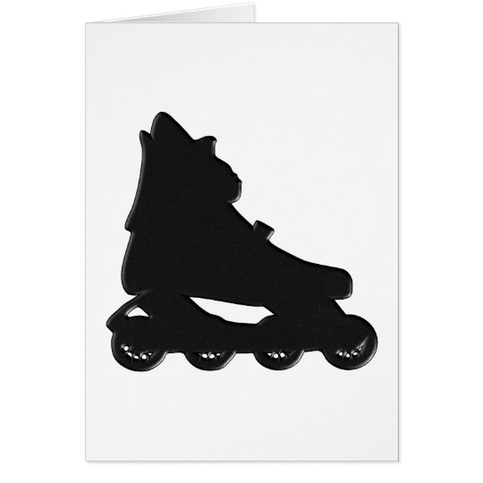 Roller-blade Card