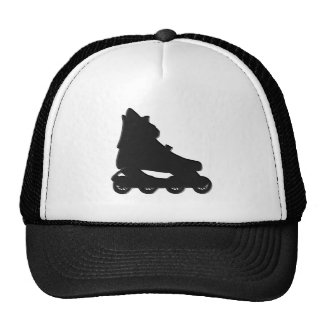 Roller-blade Trucker Hat