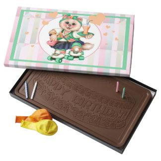 ROLLER CAT Chocolate 3 Box HAPPY BIRTHDAY