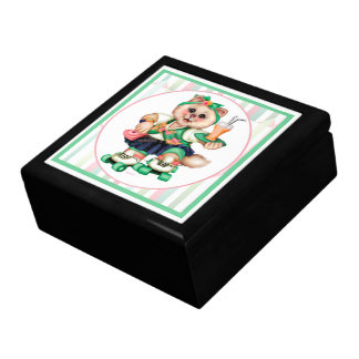 ROLLER CAT CUTE GIFT BOX LARGE