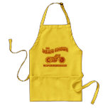 Roller Coaster Aprons