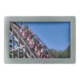 Roller Coaster Belt Buckle