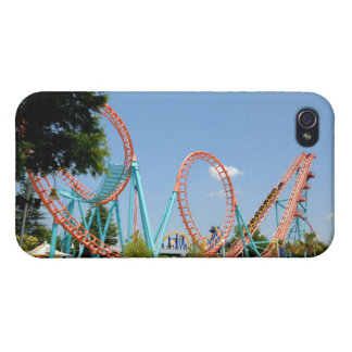 ROLLER COASTER COVER FOR iPhone 4
