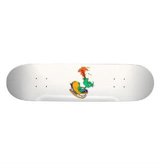 Roller Coaster Dragon Skateboard