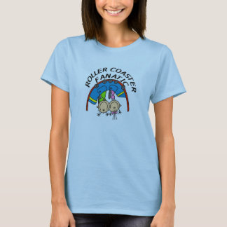 Roller Coaster Fanatic T-Shirt