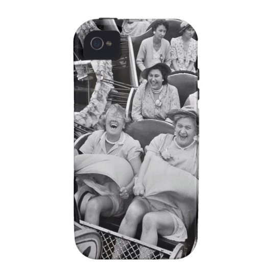 Roller Coaster Friend iPhone Cover