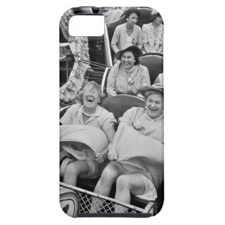 Roller Coaster Friends iPhone Cover
