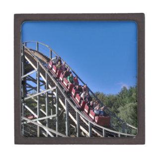 Roller Coaster Jewelry Box