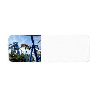roller coaster label
