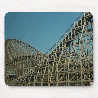 roller coaster mousepads