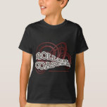Roller Coaster Red & Grey RJC01WS.png T-Shirt