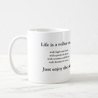 Roller Coaster Ride Coffee Mug
