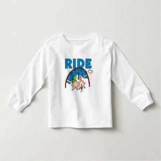 Roller Coaster Ride Toddler T-shirt