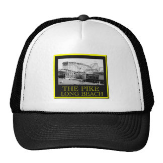Roller Coaster The Pike Trucker Hat