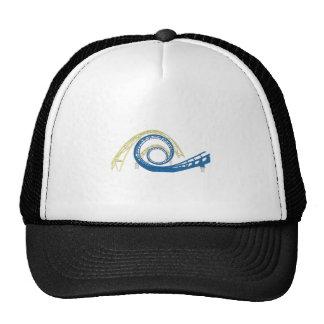 Roller Coaster Trucker Hat
