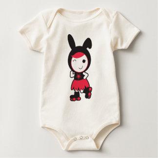 Roller Derby Baby Bodysuit
