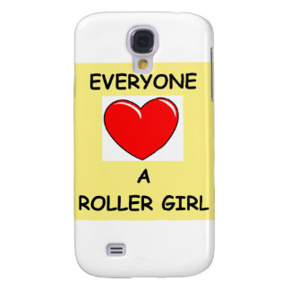 roller derby samsung galaxy s4 cover