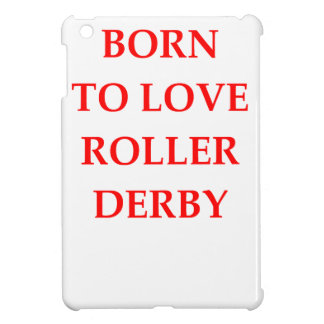 roller derby case for the iPad mini